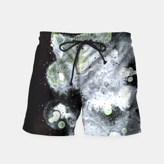 Thumbnail image of Hog head galaxy Swim Shorts, Live Heroes