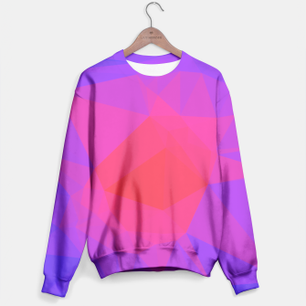 Thumbnail image of Red circle Sweater, Live Heroes