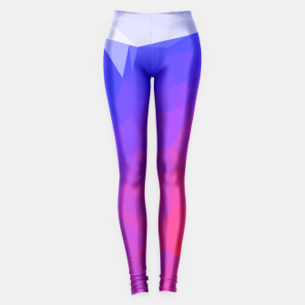 Thumbnail image of Red circle Leggings, Live Heroes