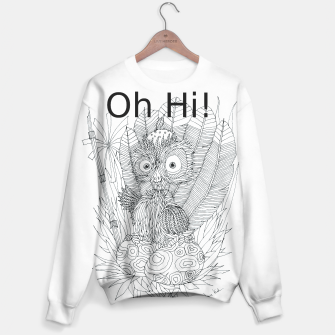 Thumbnail image of Oh Hi Sweater, Live Heroes