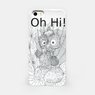 Thumbnail image of Oh Hi iPhone Case, Live Heroes