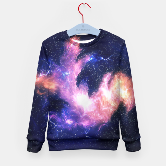 Miniature de image de Rise of the phoenix Kid's Sweater, Live Heroes