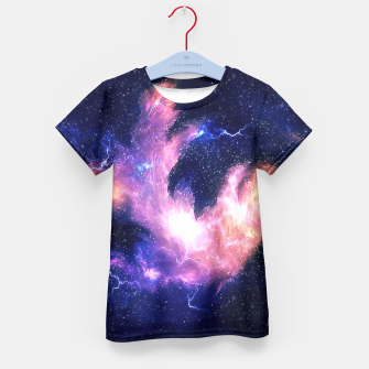Thumbnail image of Rise of the phoenix Kid's T-shirt, Live Heroes