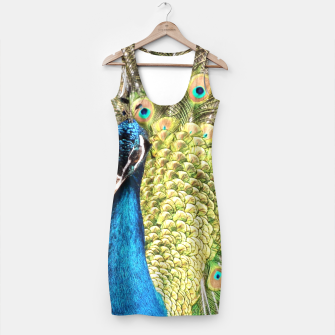 Thumbnail image of Peacock Simple Dress, Live Heroes