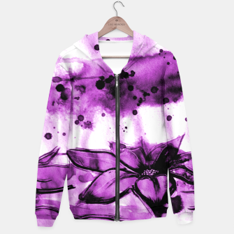 Thumbnail image of Currently un-Titlet Hoodie, Live Heroes