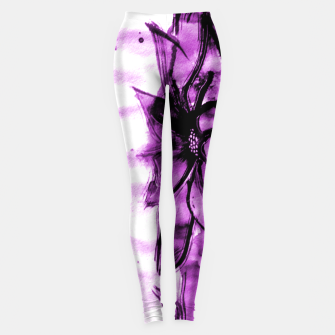 Thumbnail image of Currently un-Titlet Leggings, Live Heroes