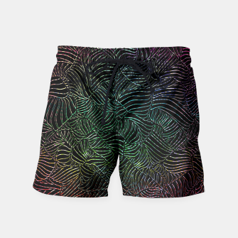 Thumbnail image of ptrn01 Swim Shorts, Live Heroes