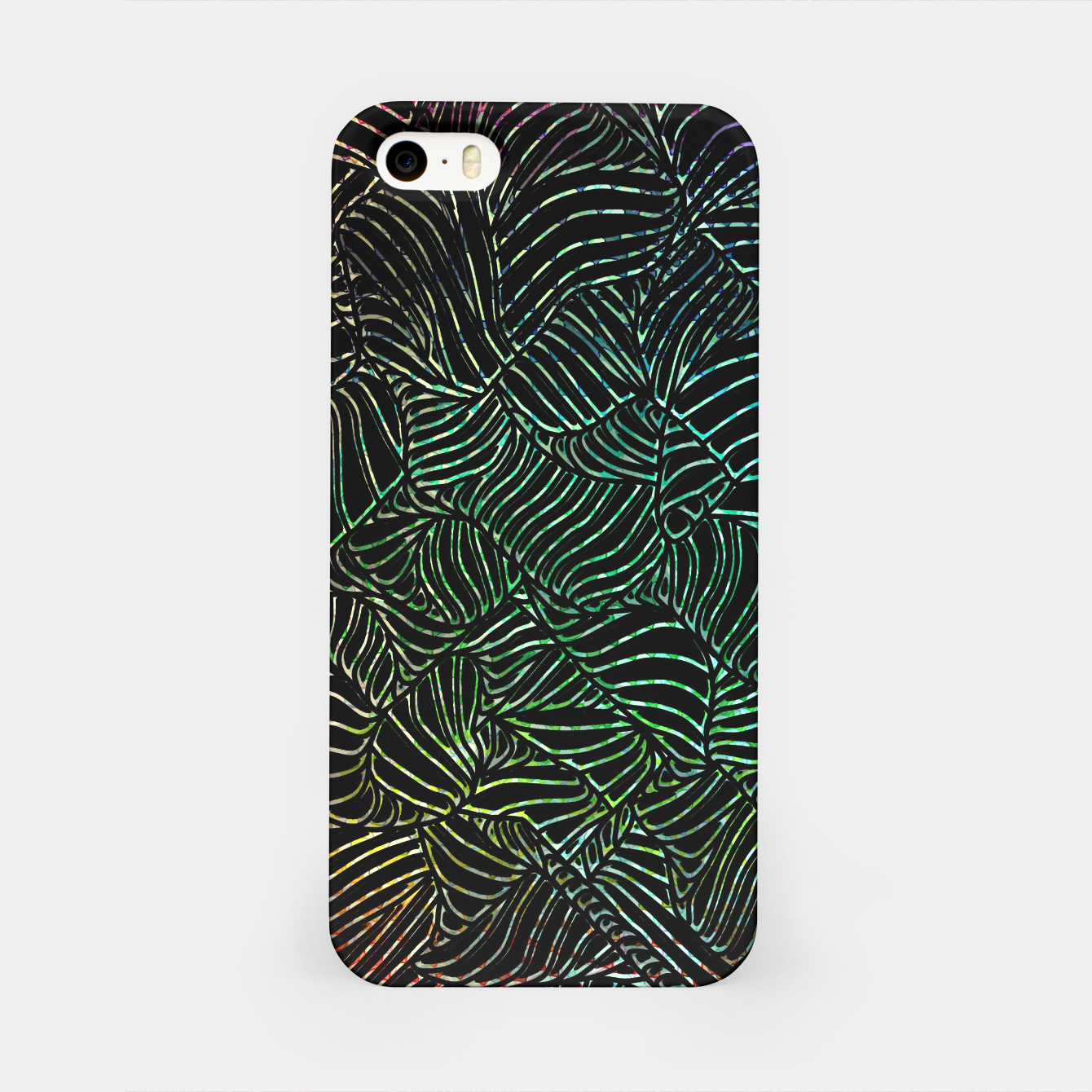 Image of ptrn01 iPhone Case - Live Heroes