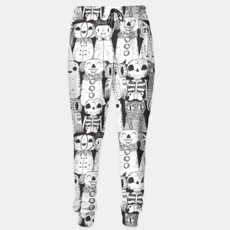Halloween monsters Sweatpants obraz miniatury