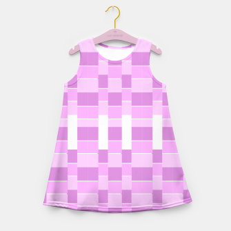 Thumbnail image of Ladders  Girl's Summer Dress, Live Heroes