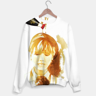 Thumbnail image of Soy sauce portrait Sweater, Live Heroes