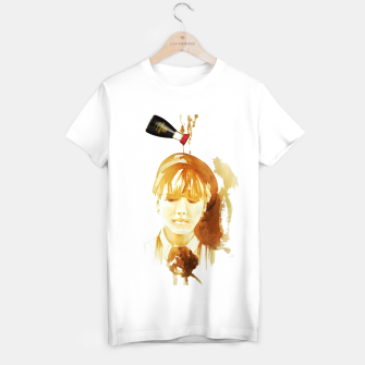 Thumbnail image of Soy sauce portrait T-shirt regular, Live Heroes