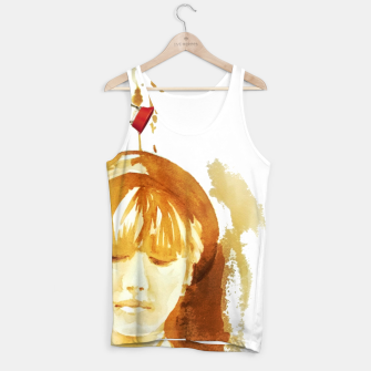 Thumbnail image of Soy sauce portrait Tank Top, Live Heroes