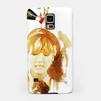 Thumbnail image of Soy sauce portrait Samsung Case, Live Heroes