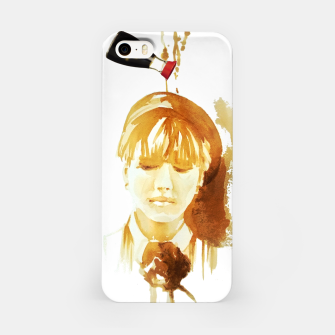 Thumbnail image of Soy sauce portrait iPhone Case, Live Heroes