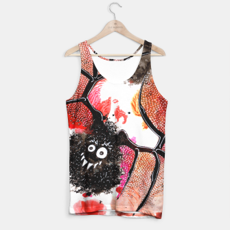 Thumbnail image of Dustbat Tank Top, Live Heroes