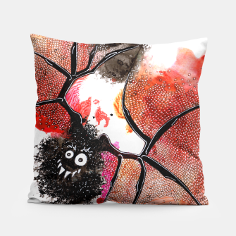 Thumbnail image of Dustbat Pillow, Live Heroes