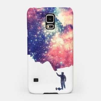 Painting the universe Awsome Space Art Design Samsung Case thumbnail image
