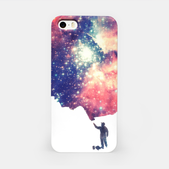 Miniature de image de Painting the universe Awsome Space Art Design iPhone Case, Live Heroes