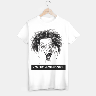 Thumbnail image of gorgeous t-shirt, Live Heroes