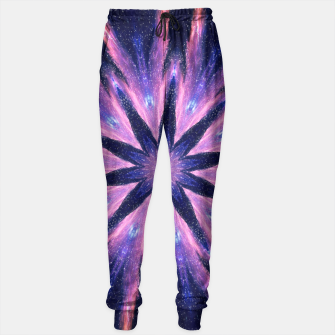 Thumbnail image of Sunset mandala Sweatpants, Live Heroes