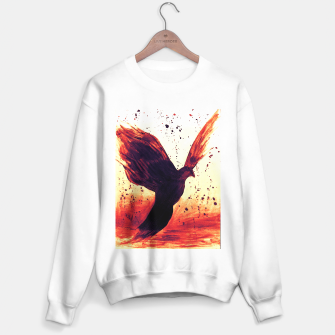 Miniature de image de Rise Of The Phoenix Sweater regular, Live Heroes