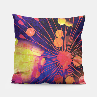 Thumbnail image of Efflorescence dark Coussin, Live Heroes