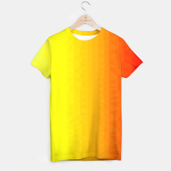 Thumbnail image of Polygon mesh art T-shirt, Live Heroes