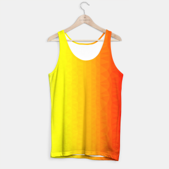 Thumbnail image of Polygon mesh art Tank Top, Live Heroes