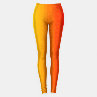 Thumbnail image of Polygon mesh art Leggings, Live Heroes