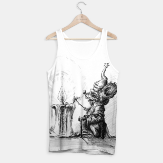 Thumbnail image of Moment Tank Top, Live Heroes