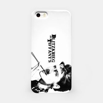 Thumbnail image of Blitzkrieg at Tiffany's iPhone Case, Live Heroes