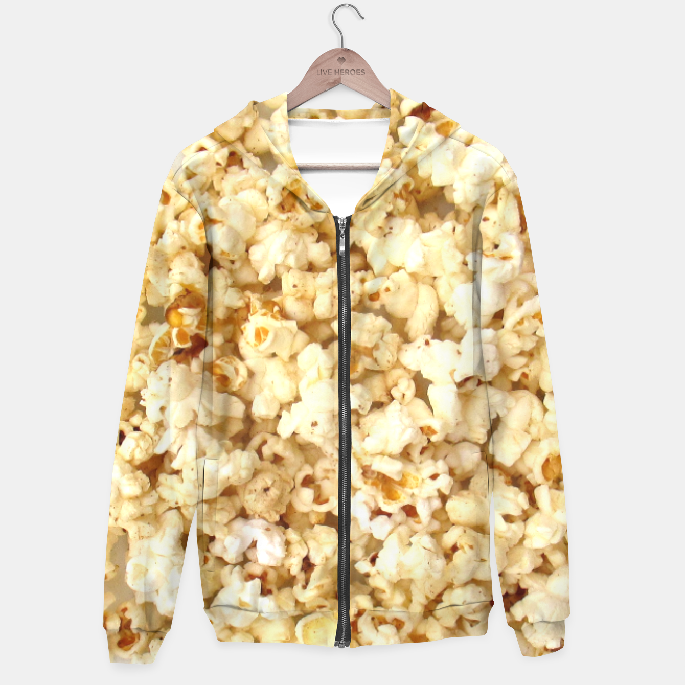 Image of Popcorn Lover (2) [Yummy] - Live Heroes