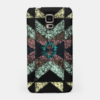 Thumbnail image of Outworn Tribal Pattern  Samsung Case, Live Heroes