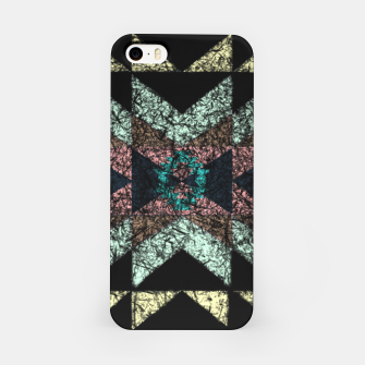 Thumbnail image of Outworn Tribal Pattern  iPhone Case, Live Heroes