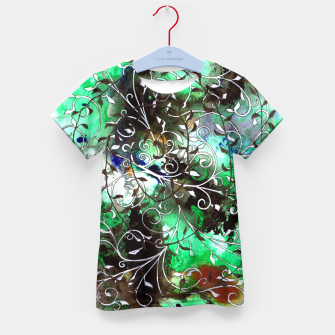 Thumbnail image of Nonsense Kid's T-shirt, Live Heroes