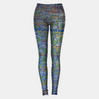 Thumbnail image of Hacker Leggings, Live Heroes