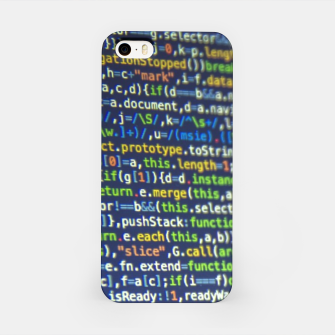 Thumbnail image of Hacker iPhone Case, Live Heroes