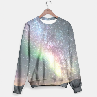 Thumbnail image of Universe Sweater, Live Heroes