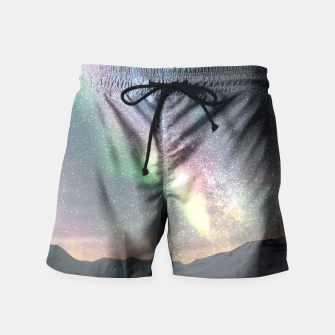 Thumbnail image of Universe Swim Shorts, Live Heroes
