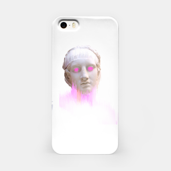 Thumbnail image of Glitched Greek iPhone Case, Live Heroes