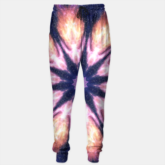 Thumbnail image of Lightening mandala Sweatpants, Live Heroes
