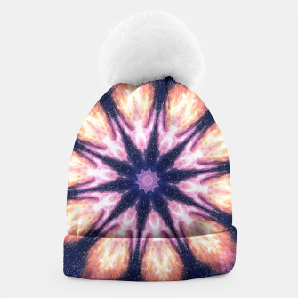 Thumbnail image of Lightening mandala Beanie, Live Heroes