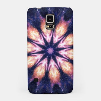 Thumbnail image of Lightening mandala Samsung Case, Live Heroes