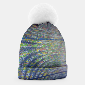 Thumbnail image of Hacker Beanie, Live Heroes
