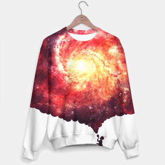 Miniature de image de The Universe in a Soap Bubble (Spiritual Space Artwork) Sweater, Live Heroes