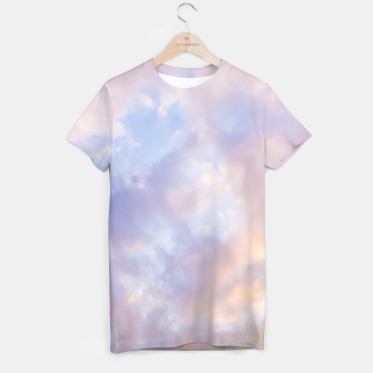 Thumbnail image of Pink sky T-shirt, Live Heroes