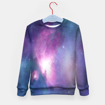 Thumbnail image of Entity Kid's Sweater, Live Heroes