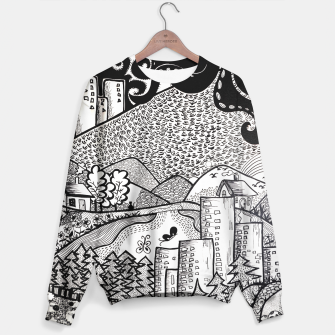Thumbnail image of Octo City Sweater, Live Heroes