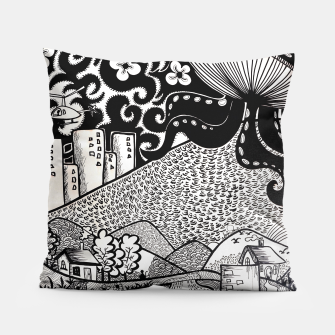 Thumbnail image of Octo City Pillow, Live Heroes